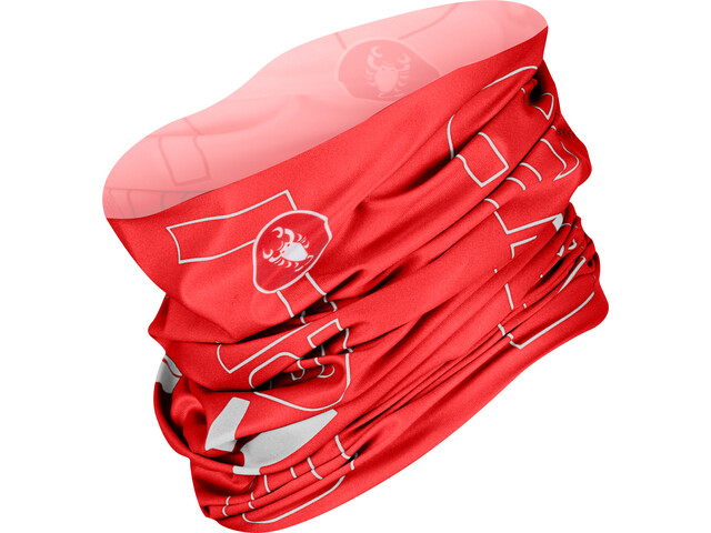 Castelli LW Head Thingy red/white